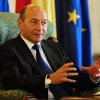 A román államfő, mint cigány prímás