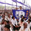 Mayawati, India legnagyobb államának főminisztere
