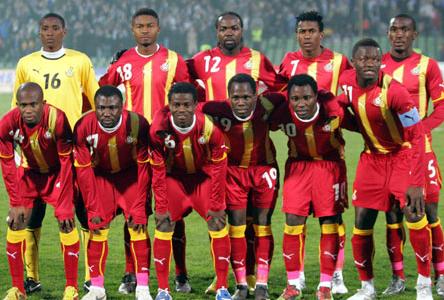 Ghána utat mutat