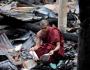 Buddhisták szentélyeit és házait gyújtották fel a muszlimok Bangladesben