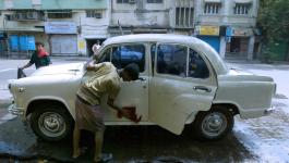 Viszlát, India legendás Trabantja