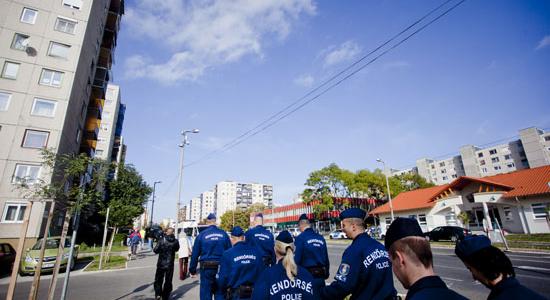 Munkahelyek kellenek Miskolcon, nem rendőrök!