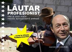 Băsescu-szórólap