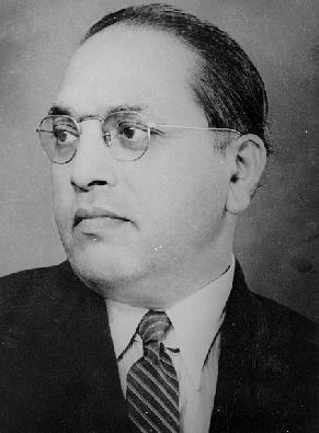 Dr. Ámbédkar, India első igazságügyminisztere
