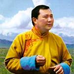 A jelenlegi Diluv Khutagt mongóliai látogatásán