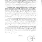 Az Oktatási és Kulturális Minisztérium levele (2. oldal)