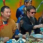 Rinpocse rockerekkel Kalmükföldön