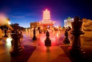 Sakk éjjel és nappal: Eliszta a sakk fővárosa is 2
