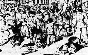 Pogrom Pozsonyban 1848 tavaszán (Bernstein Béla: A negyvennyolcas magyar szabadságharc és a zsidók. Múlt és Jövő)