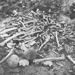 Az örmény mészárlás maradványai Erzincanban, ilyen emlékeztetők megtalálhatók szerte Örményország
