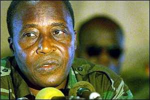 Robert Guei elefántcsontparti tábornok