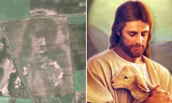 Krisztus a Hortobágyon
