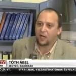 Tóth Ábel, jegyző, Sajókaza